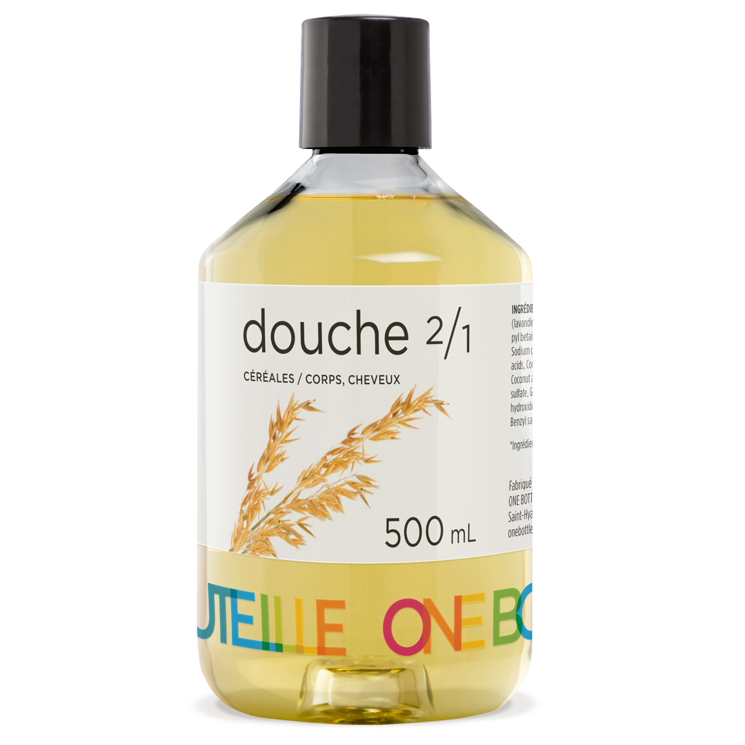 Douche 2/1 Corps, cheveux, 500 ml