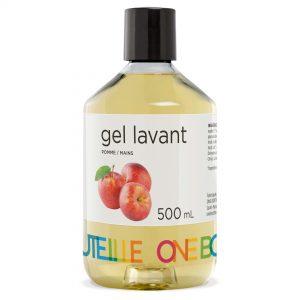 Gel lavant mains à la pomme, 500 ml