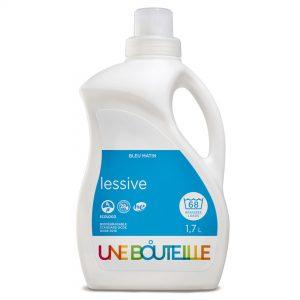 Détergent à lessive, bleu matin 1.7 litres