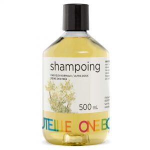 Shampoing cheveux normaux, Reine des prés, 500 ml